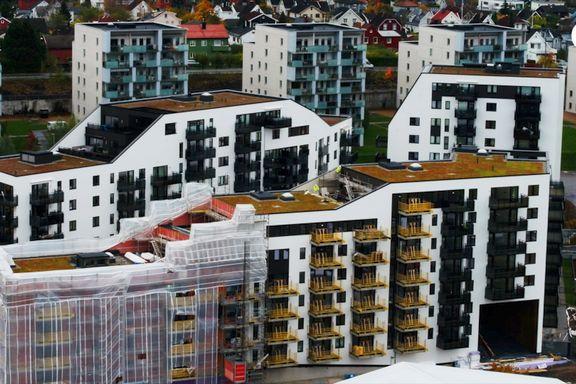 – Vi ligger an til en boost med høye boligpriser om noen få år