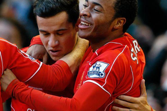 Sterling om Liverpool-helten: Han er en magiker!