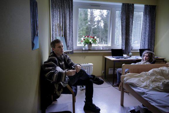 Misbrukernes støttespiller på rehab: Arild Knutsen sprakk etter 17 år