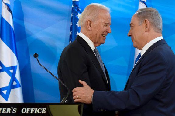 Fem tiltak for fred mellom Palestina og Israel