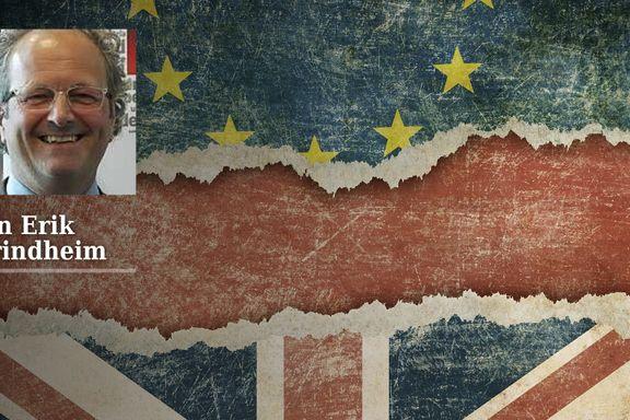 Brexit og TTIP kan skvise Norge   Jan Erik Grindheim