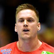 Håndballspiller Espen Lie Hansen legger opp