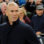 Zidane gikk på sitt første tap etter comebacket i Real Madrid