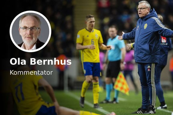 «Det er ikke så lett å elske svensk fotball»