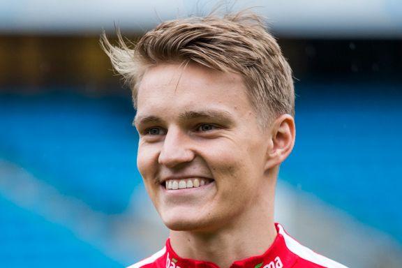 Ødegaard benkes trolig i sin første kamp