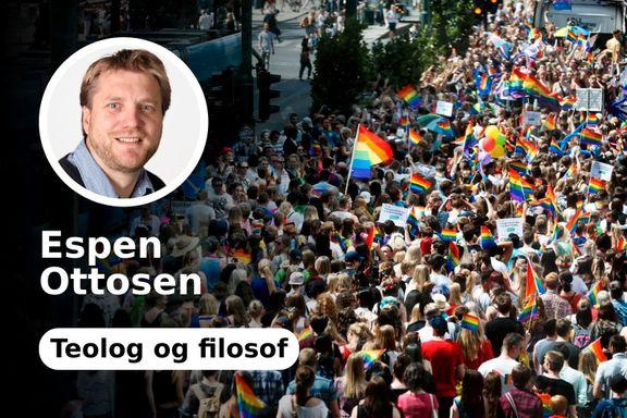 De som motstår presset fra Pride, blir utsatt for temmelig sterk fordømmelse
