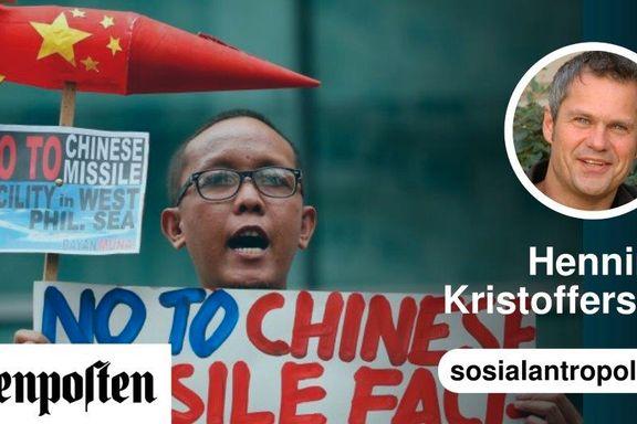 Trump og hans hoff ignorerer Kinas kjerneinteresser. Det kan det bli krig av.