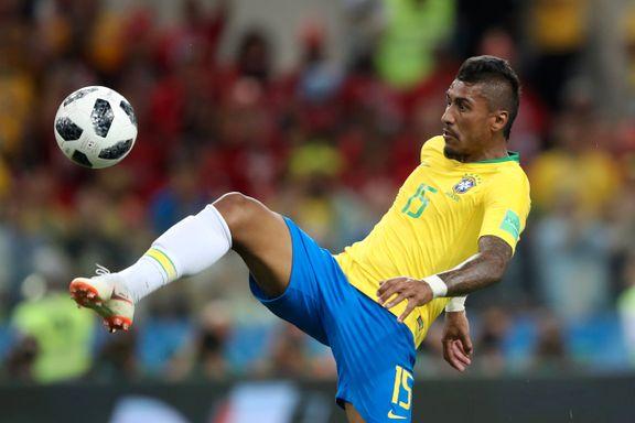 Brasiliansk landslagsspiller med sjokkretur til Kina