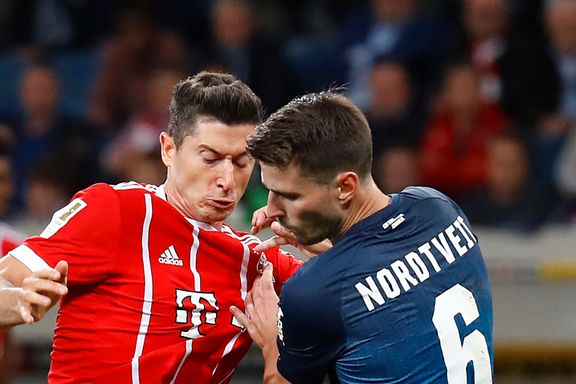 Nordtveit og Hoffenheim stoppet Bayern-stjernene