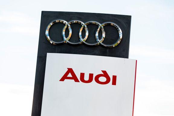Tysk minister: Audi installerte ulovlig programvare