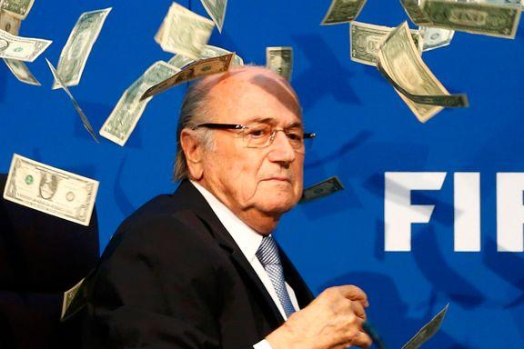 I over 20 år har fotballens mektigste vært mistenkt for korrupsjon. Derfor er han ikke dømt.