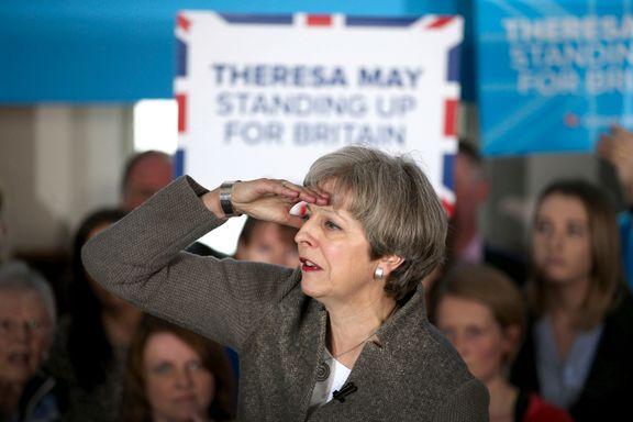 Theresa May har spist opp høyrepopulistene. Det kan gi kjempeseier i juni.