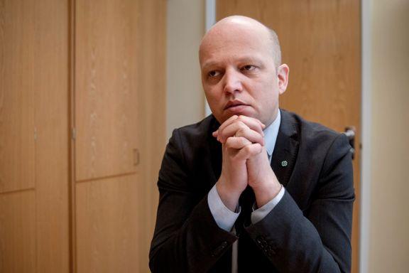 Trygve Slagsvold Vedum: – Jeg har ikke sagt ett stygt ord om Oslo-folk