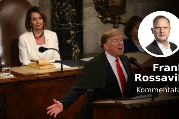 Å stille Trump for riksrett kan gagne ham mer enn demokratene