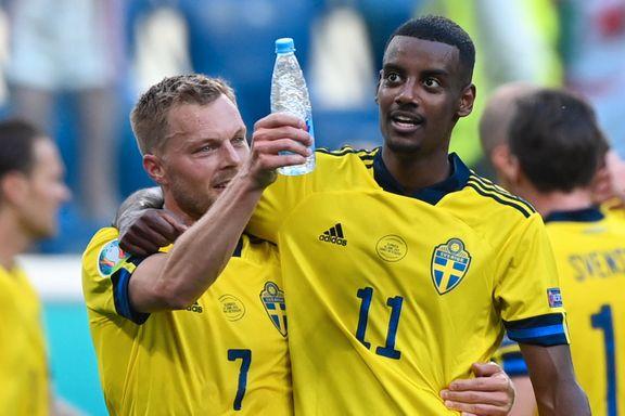 «Se, en svenske som begeistrer!»
