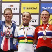 OL-håpet Anita har kun vært ti dager i Norge siden september: – Må ha lidenskapen