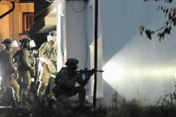 Stor politaksjon i Agder: Tre personer pågrepet etter gisselaksjon