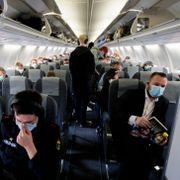 SAS trapper opp flyvninger til utlandet