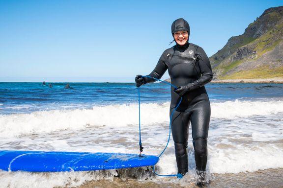 Utenlandske turister legger igjen nesten dobbelt så mye som nordmenn på Norgesferie - og har dobbelt så lange ferier