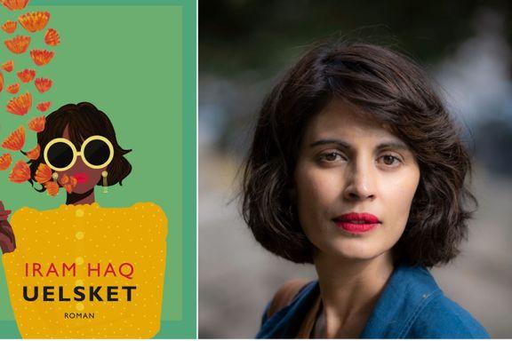 Iram Haq debuterer med morsom, sår og sexy roman