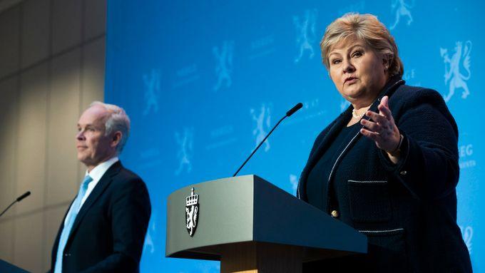 Usikker på når oppturen kommer: Regjeringens tre scenarioer etter koronakrisen