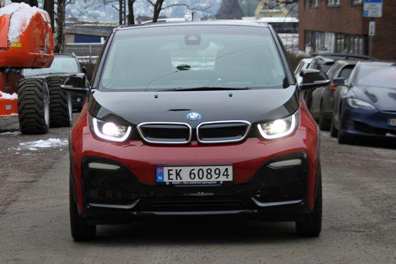 BMWs elektriske bestselger får kortere rekkevidde