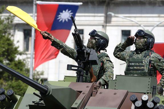 USA beskriver sin støtte til Taiwan med to ord. Hensikten er å være litt vag.