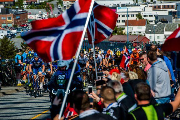 Slik blir tirsdagens sykkelfest