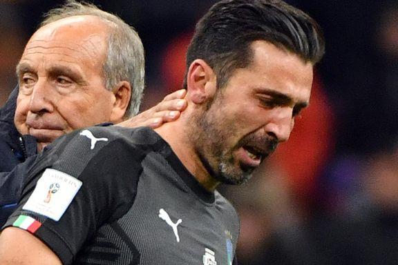 Keeperstjernen Buffon benket - var for trist etter VM-fadesen