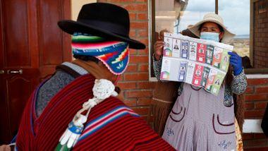 Aftenposten mener: Evo Morales må holde seg unna Bolivia