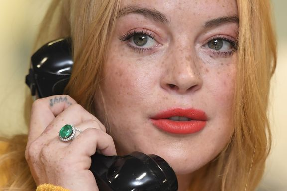 Lindsay Lohan tar sexanklaget stjerneprodusent i forsvar