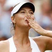 Tennisstjernen Sjarapova legger opp