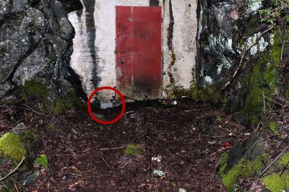 Fant hull inn til høydebasseng som fortsatt er i bruk på Askøy