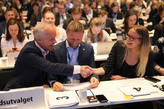Skuffelse i KrF over at Høyre sier ja til eggdonasjon og til at enslige kan få sæddonasjon