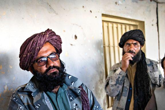 Drapsdømte Qudratullah var på vei til galgen. Så tømte Taliban fengselet.