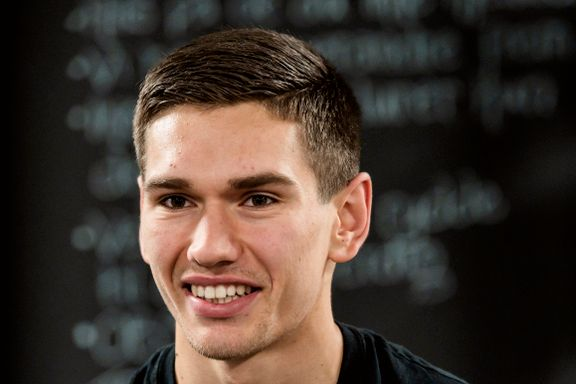 OL-håpet fra Kristiansand om sin tøffe ungdomstid: – Idretten reddet meg