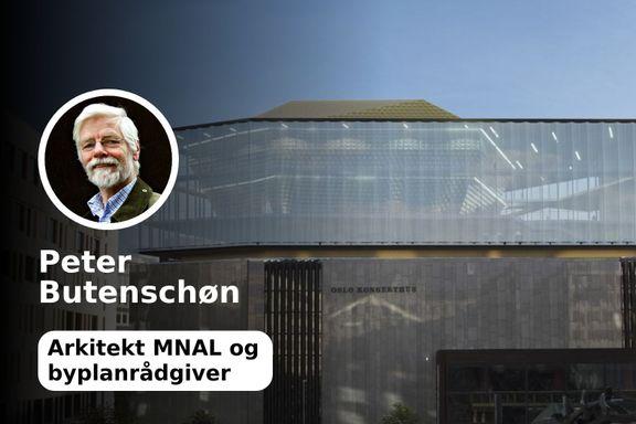 Er det noe hus i Oslo som kan egne seg for et påbygg, så må det være dette!