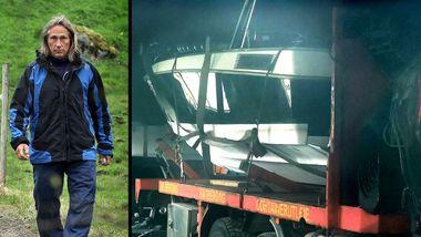 Nokas-raner måtte få hjelp: Fikk motorstopp med smuglerbåt i Skagerrak