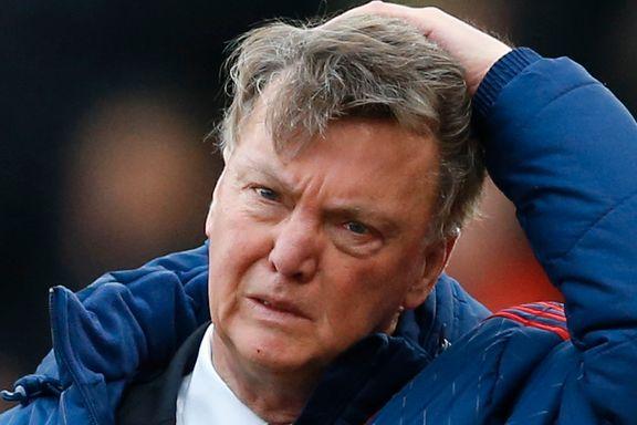 Van Gaal hudfletter Manchester United: – De festet et tau rundt halsen min og sendte meg til galgen