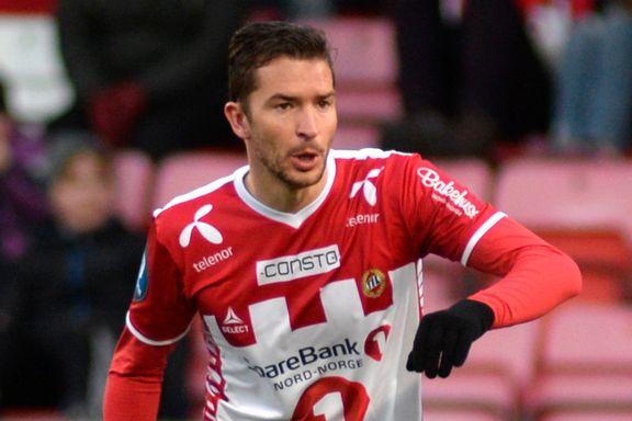 Jonas Johansen legger opp: – Kroppen har fått nok toppidrett