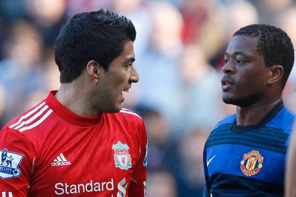 Suarez: - Angrer ikke på rasismeepisoden