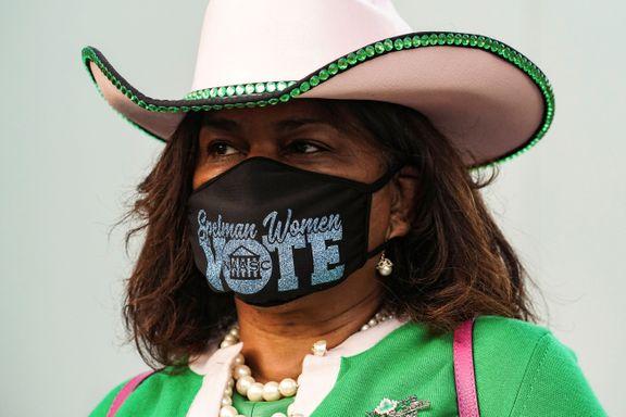 Tekstmelding i Texas fyrte opp krangel om stemmerett. Stater blir saksøkt for strengere valglover.