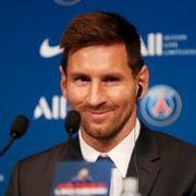 PSG vil betale Messi i kryptovaluta