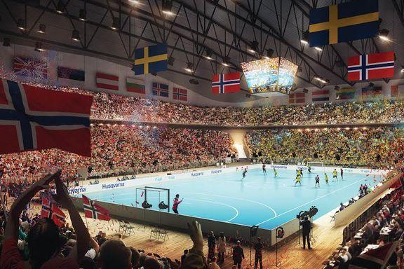 Vil arrangere VM i Norge i ny milliardarena