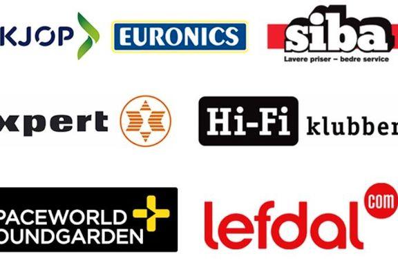 Hvilke elektrokjeder har de beste ordningene?