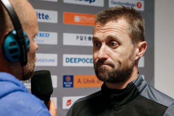 Haugesund-treneren er fortsatt på Rosenborgs radar