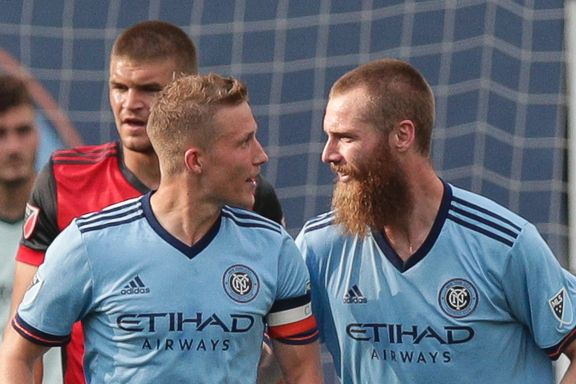 Tomålsscorer Berget matchvinner for New York City FC