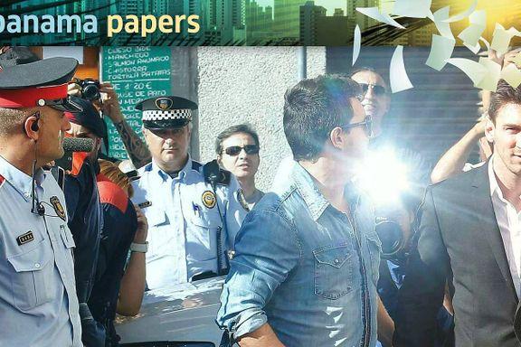 Bedrageritiltalte Messi eide selskap i skatteparadis