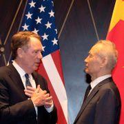 Kina og USA viderefører handelsavtale