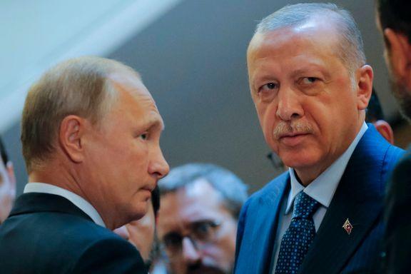 Putin og Erdogan vil opprette demilitarisert sone i Idlib